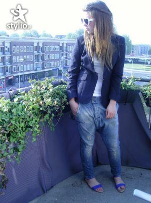 jeansy PUMPY