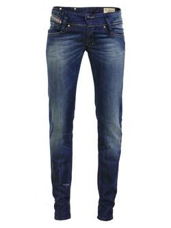 Jeansowe rurki
