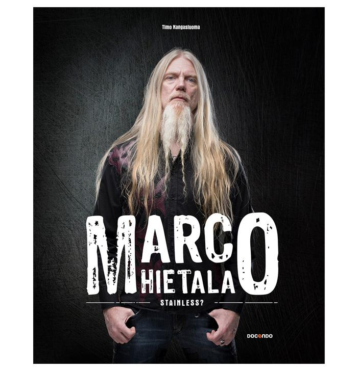 Marco Hietala - Stainless? /in English/