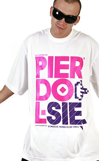 Koszulka Pierdol Się