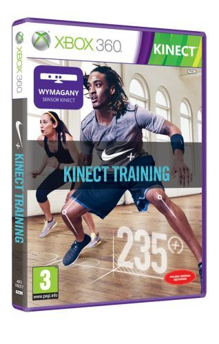 Nike Fitness Kinect Xbox 360