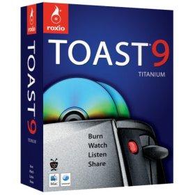 Roxio Toast 9 Titanium