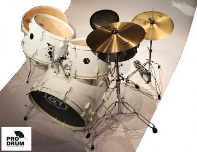 PROMOCJA MES Kompletna perkusja+talerze+stołek!!