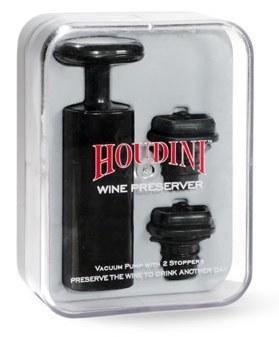 Pompka + 2 korki Houdini