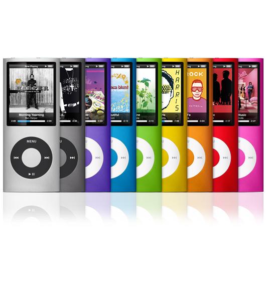 iPod Nano V4 - 16 GB