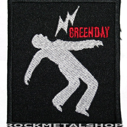 Naszywka Green Day [American Idiot]