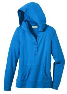 Niebieska bluzko-bluza