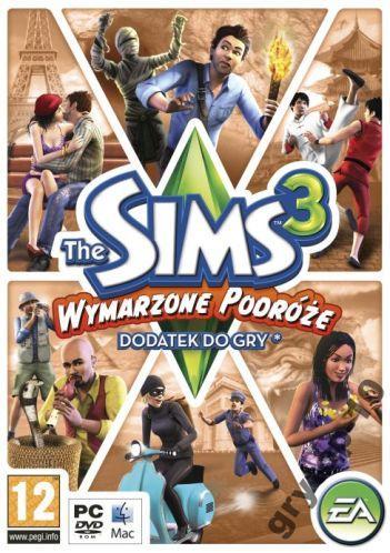 Sims 3 Wymarzone Podróże PC
