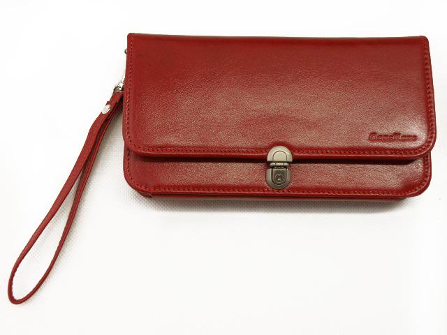 Ekskluzywny portfel z rączką, model 1222