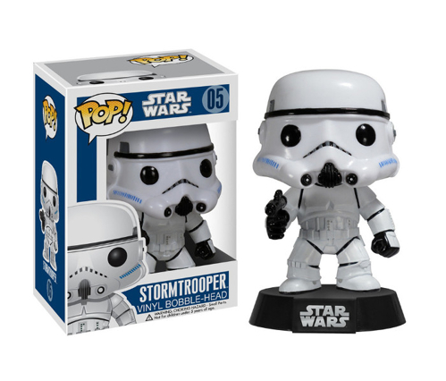 Funko Pop Stormtrooper