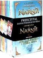 Opowieści z Narnii. Tom 1-7 - Lewis C.S.