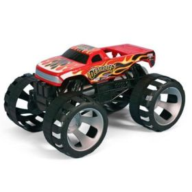 Hot Wheels Monster Jam Stomper - Monster Launcher - The Destroyer
