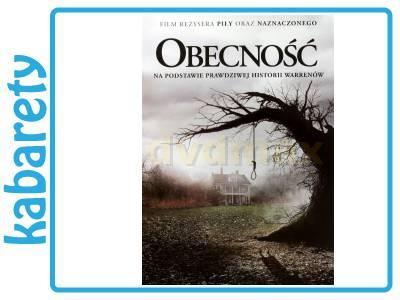 OBECNOŚĆ [DVD]