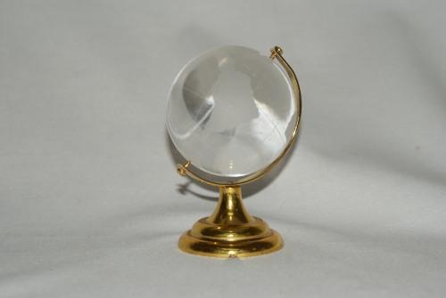 Szklany globus