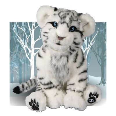 Biały Tygrysek Alive Cub