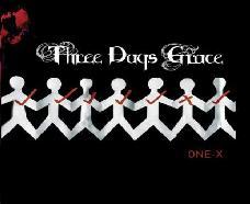 Płyta Three Days Grace One-x