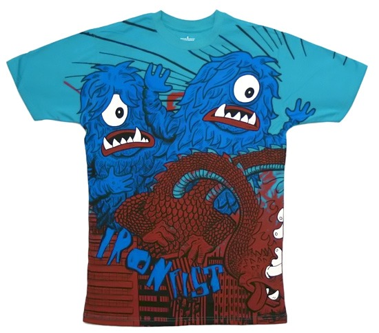t-shirt Cookie Monsters