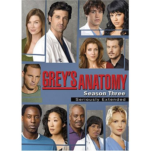 Chirurdzy (Grey's anatomy) season 3