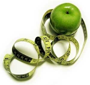 Dużo schudnąć