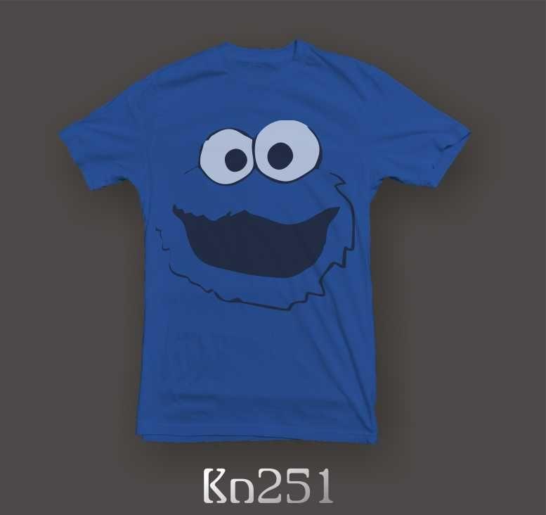 Koszulka Ciasteczkowy Potwór!!