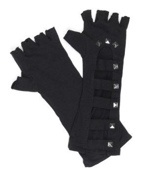 ćwiekowe rękawiczki