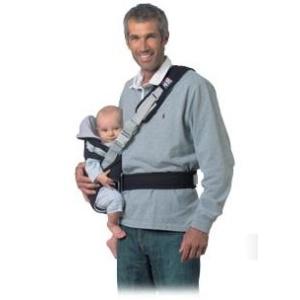 Nosidełko sportowe Front Baby Carrier, Red Castle