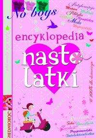 Książka ,, Encyklopedia Nastolatki''