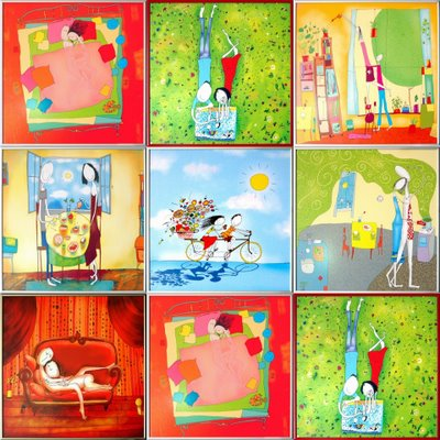 Kartki, obrazki i inne rzeczy firmy Ilustris