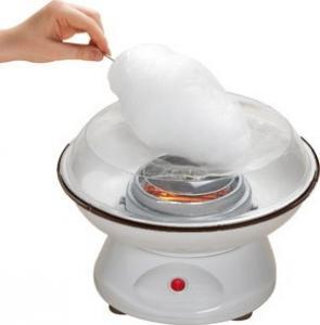 Maszynka do robienia waty cukrowej.