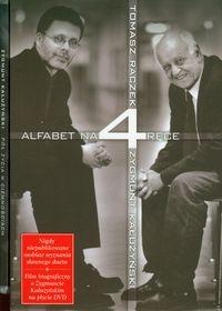 Alfabet na cztery ręce + DVD - Zygmunt Kałużyński, Tomasz Raczek