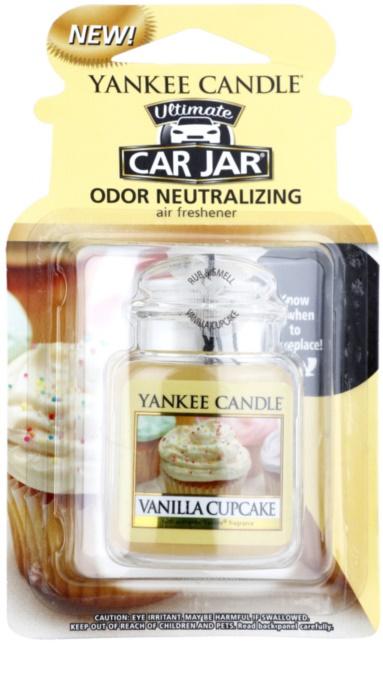 Odświeżacz do samochodu Yankee Candle Vanilla Cupcake