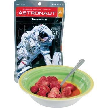 Jedzenie astronautów
