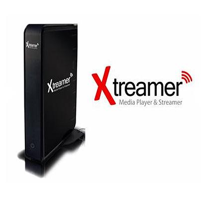 MULTIMEDIALNY ODTWARZACZ HDD Xtreamer