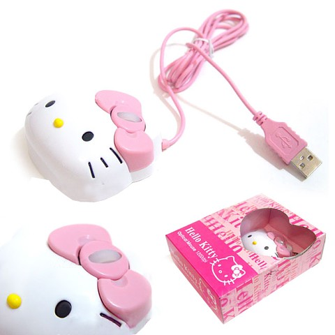 Myszka Hello Kitty