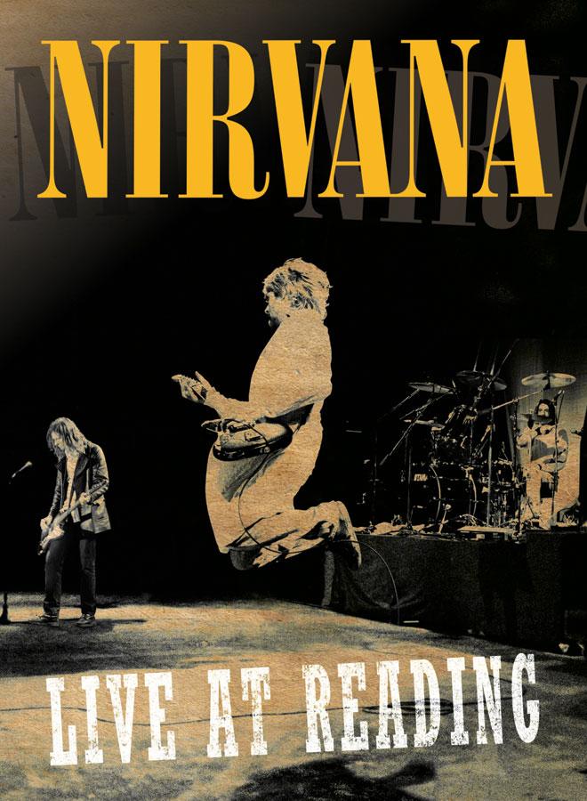 DVD Nirvany Live at Reading