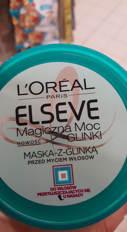 Maska L'Oreal