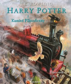 Harry Potter. Tom 1. Harry Potter i Kamień Filozoficzny
