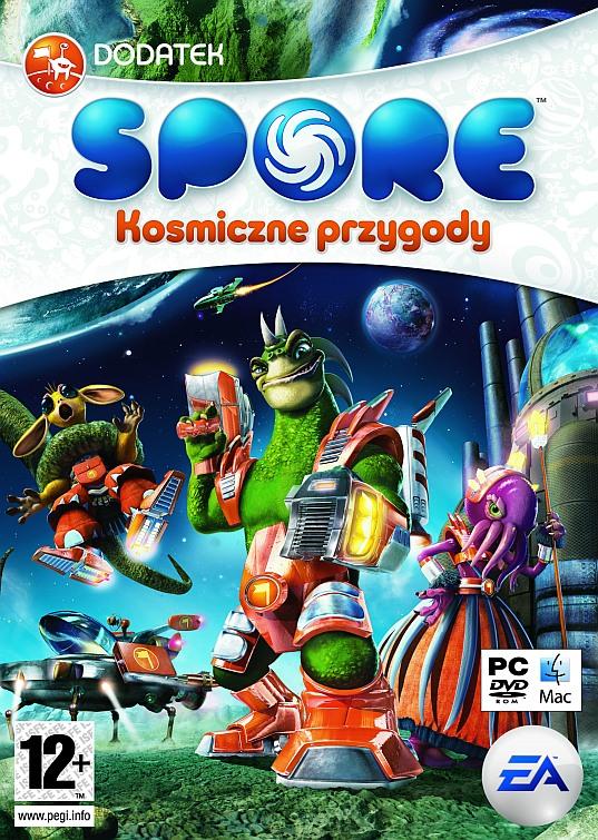 Gra Spore Kosmiczne Przygody