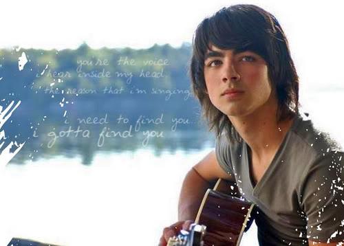 Chodzić z Joe Jonasem xDD