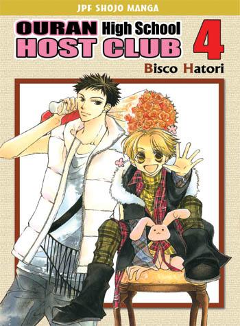 4 tom mangi Ouran High School Host Club