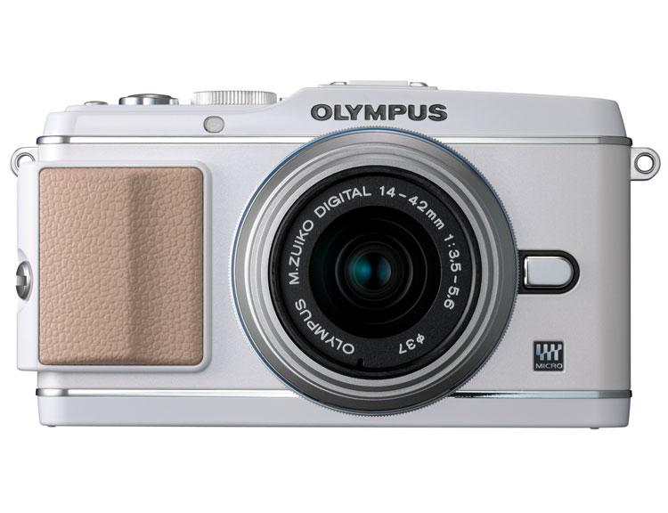 Aparat fotograficzny OLYMPUS PEN E-P3 biały
