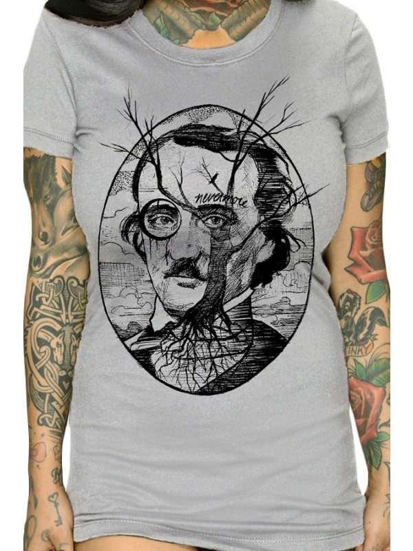 T-shirt E. A. Poe