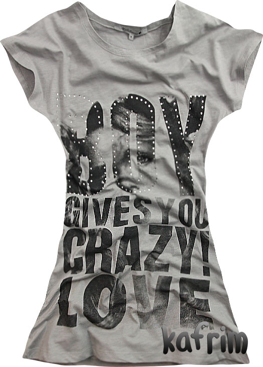 BOY GIVES YOU CRAZY LOVE