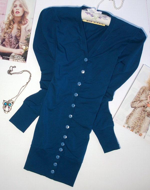 Dłuższy sweter Vintage