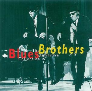 Blues Brothers, The Definitive Collection W FOLII