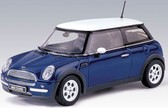 mini cooper 2001 [blue]