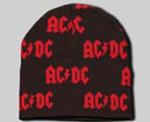 Czapka AC/DC