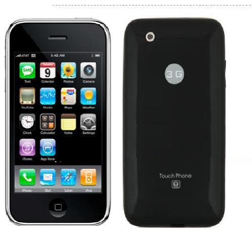 I9-podróbka iPhona!Prawie taka sama.