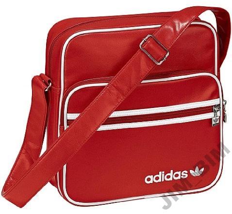 Torba Adidas Czerwona
