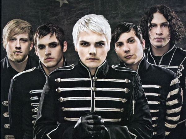 Plakaty My Chemical Romance